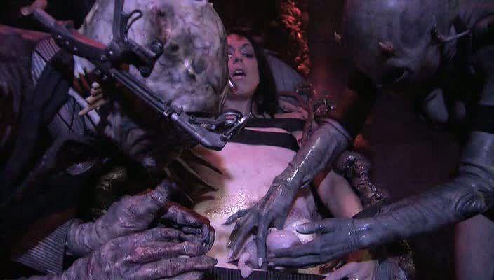 Порно ужасы фильмы