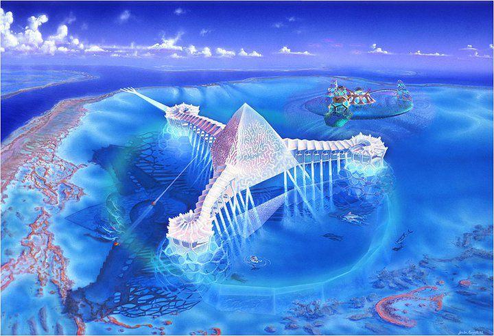 Пришельцы из моря