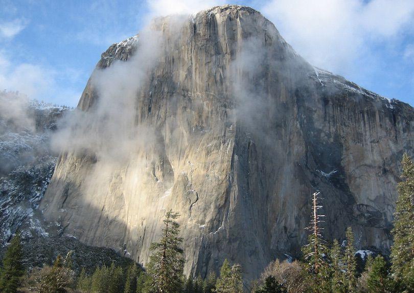 Йосемитский национальный парк достопримечательности