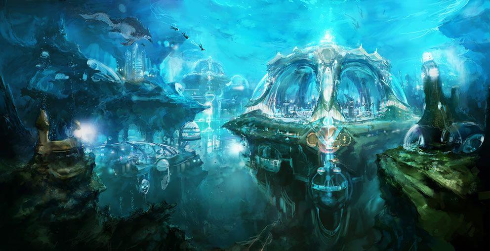 Фильмы про подводный мир фантастика