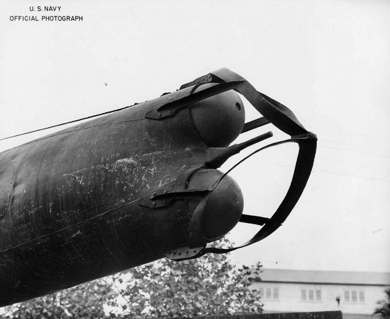 сверхмалые подводные лодки японии