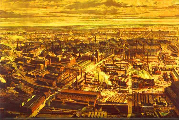 the industrial revolution and the changes in britain during the period of 1750 1850